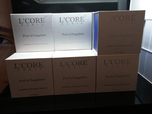 L'core paris cosmetics reviews 347