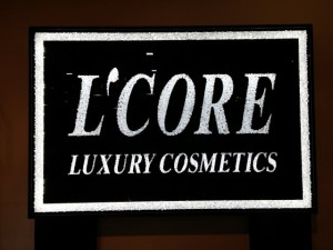 L'core paris cosmetics reviews